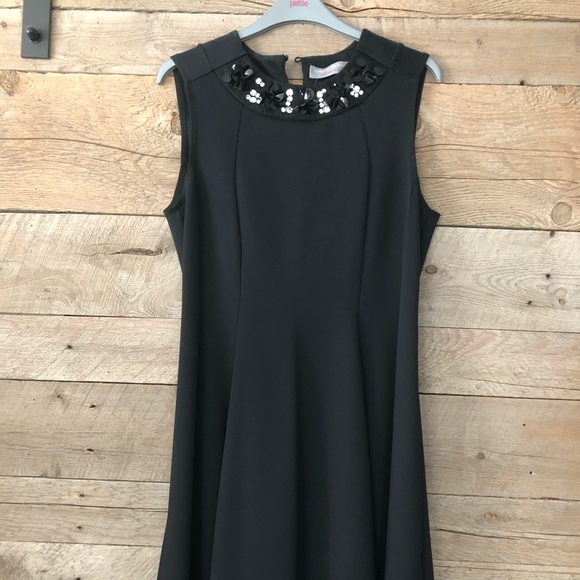 Dorothy Perkins Dresses & Skirts - Dorothy Perkins Petite Sleeveless Black Dress 8